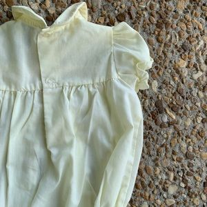 Vintage Dresses - Vintage Carriage Boutiques Baby Girl Bunny Outfit